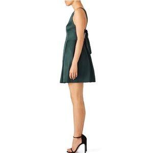 Cynthia Rowley Black Bow tie Dress